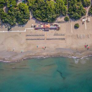 Stabilimenti balneari marina di castagneto